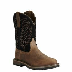 "Ariat 10020064 Groundbreaker 10"" Pull On Non-Slip EH Rated T"