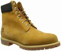 "Timberland Men's 10061 6"" Premium Boot,Wheat,11 W"