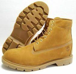 Timberland 10066 6 Inch Basic Men's Work Boots Wheat Nubuck