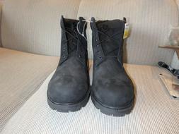 """Timberland 10073-001 Men's 6"""" Premium Waterproof Boots - Bla"""