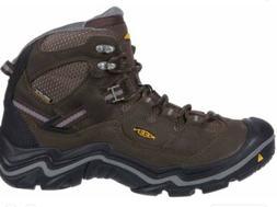 KEEN 1011550 Men's Durand Mid Waterproof Hiking Boot Cascade