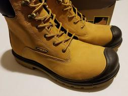 "Keen 1018664D Utility Baltimore 6"" WP Steel Toe Wheat Work B"