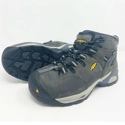 KEEN 1020144 - Men's Detroit XT Waterproof Boot  - Magnet/Pa