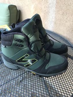 New Balance 1099 Hiking Boots Green Vibram Gore Tex Winter S