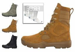 Under Armour 1287352 Men's FNP Tactical Boots W/ FREE 3 Pair