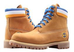 Timberland 1B Boots NBA Golden State Warriors Wheat Shoes TB