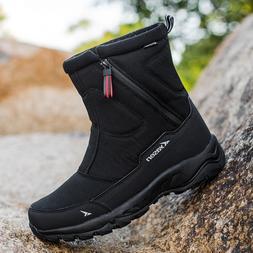 2019 New Fashion Snow <font><b>Boots</b></font> <font><b>Men