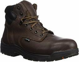 "Timberland PRO Mens 26078 Titan 6"" Waterproof-Toe Work Boot"