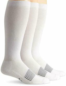 3 PACK Wrangler Men's Western Boot Socks, Shoe Size 9-13