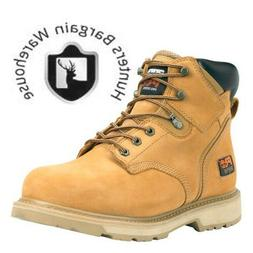 "Timberland 33031,33032,33034 Men's Pro Pit Boss 6"" Steel Toe"