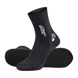 3mm Neoprene Diving Socks <font><b>Boots</b></font> Water Sh