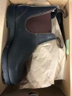 Blundstone #500 Stout Brown Chelsea Boots Unisex Medium Widt