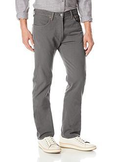 NEW Men's Levi's 514 Orignal Fit Padox Canvas Pants Jeans St