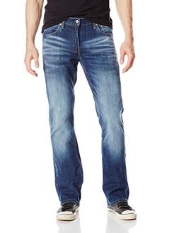 Levi's Men's 527 Slim Boot Cut Fit Jean, Wave Allusions, 33x