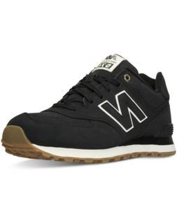 "Black // Beige Suede 574 Men Size 8-13 New Balance ML574PKP /""Hiker Boot Pack/"""