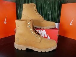 Timberland 6-Inch Basic Waterproof Mens Boots Wheat Nubuck 1