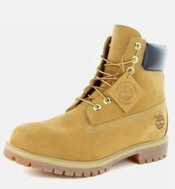 Timberland 6 inch Premium Wheat 10061 Waterproof Boot Men's