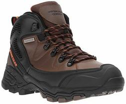 Skechers 65115 Men's Pedley Aster Ankle Boot Brown #BR20