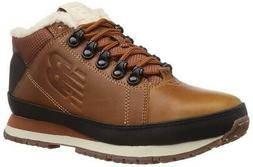 New Balance 754 Men's Winter Boots Hiking Shoes Leather Brow