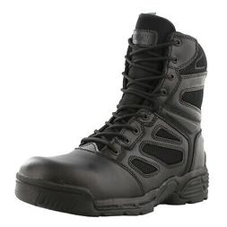 "Magnum 8"" Men's Raptor Side Zip Tactical Boots Waterproof Mi"