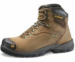 89940 Caterpillar Men's Diagnostic Safety Boots - Dark Beige