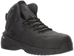 New Balance Men's 989v2 Work Training Shoe, Black, 11 D US