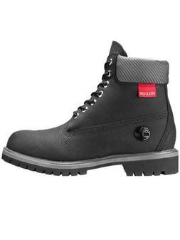 {A181U} TIMBERLAND Helcor® Leather 6-Inch Premium Waterproo