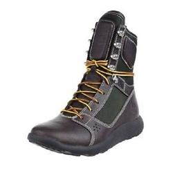 TIMBERLAND A1NK3 FLYROAM TACTICAL MEN'S DK BROWN/GREEN light