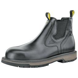 Ace Shoes for Crews Men's Firebrand Slip Resistant Slip On L