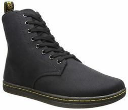 Dr. Martens Men's Alfie Boot,Black Canvas,9 UK/10 M US