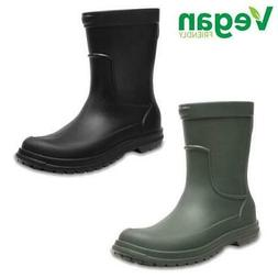 Crocs Allcast Rain Boot Mens Vegan Short Wellies Wellington