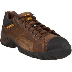 Caterpillar Men's Argon Composite-Toe Lace-Up Work Boot,Dark