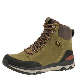 Teva Men's Arrowood Utility Tall Boot - Dark Olive - 10.5