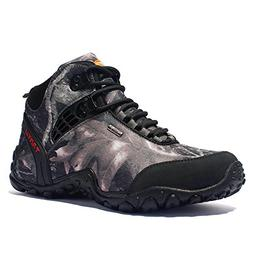 Autumn&Winter Outdoor Shoes,high Boots,Men's Climbing Shoes,