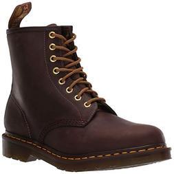 Dr. Martens Men's Aztec 1460 8 Eye Boot 10 B UK