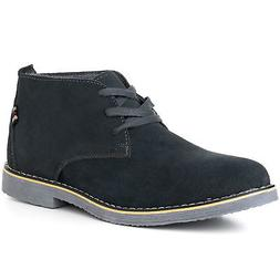 Alpine Swiss Beck Mens Suede Chukka Desert Boots Lace Up Sho