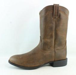 Men's Ariat 'Heritage Roper' Boot, Size 10 M - Brown