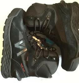 New Balance Boots Men Black BM1000BK Red Waterproof NB Tall