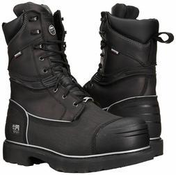 "Timberland PRO Boots Mens 53531 10"" MET GUARD Mining St Toe"