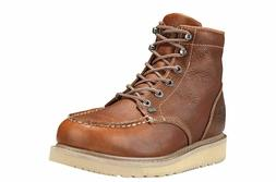 Timberland Pro Boots Mens Barstow Wedge Sole Moc Soft Toe Br