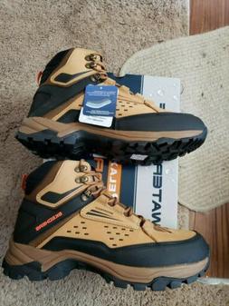 Skechers Boots Relaxed Fit W. Memory Foam Size 10