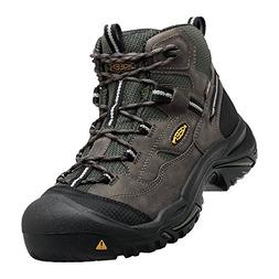 New Keen Mens Braddock Mid Waterproof Steel Toe Work Safety