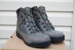 BRAND NEW Men's Timberland 6 inch Field Boot Charcoal Grey 7