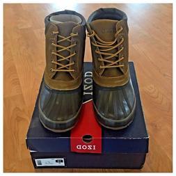 Brand New Men's Izod Winter Boots