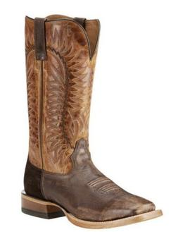 Brand New Mens Ariat Relentless Tough Elite Square Toe Cowbo