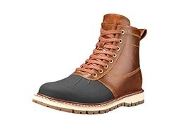 Timberland Men's Britton Hill Moc-Toe Waterproof Boot  US, B