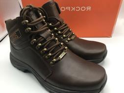 Rockport Brown Boots XCS Bracken Ridge