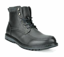 Bruno Marc Men Apache-01 Motorcycle Combat  Ankle Boots