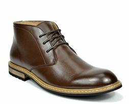 Bruno Marc New Men's Chelsea Chukka Oxfords Dress Boots Casu