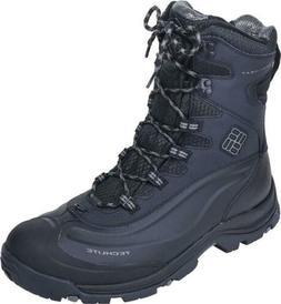 Columbia Buga Boot Plus III Omni Heat Boots Black Charcoal/G